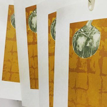 #mimeograph #printmaking #printmakingart