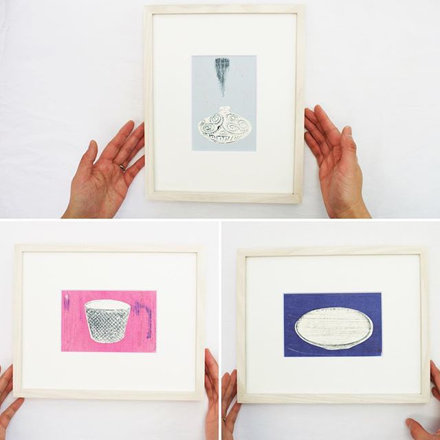 Which works do u like?u can buy this work byTAGBOAT gallery. #artcollecter #instaartsale #printmaking #printart #artsale #mimeograph #instaart #instaprintmaking #fineart #tagboat #seligraphy #art