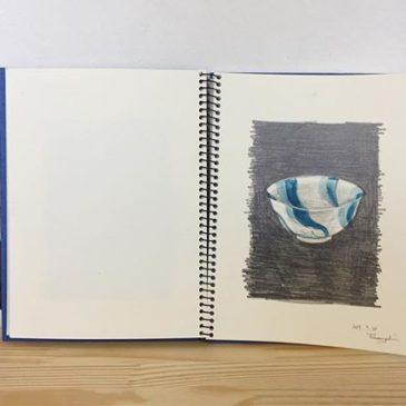 """Drawing for the next works""#drawing #instaart #instaartist #sketchbook #art #artwork"