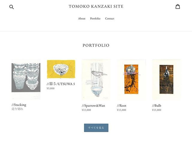 My New web site OPEN!http://tomoko-kanzaki.site#newsite #mimeograph #printmaking #tomokokanzaki #artistwebsite #artist