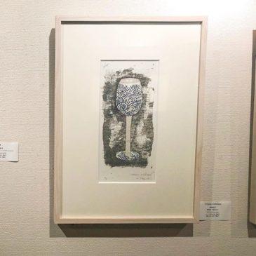 本日、ウィリアムモリスカフェギャラリーでの展示が無事終了いたしました。足を運んでくださいました皆様ありがとうございます。今後とも何卒よろしくお願いいたします。